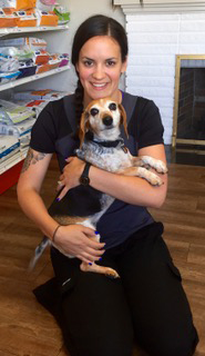 Kristyn Sharkey - Grace Veterinary Hospital, Victoria BC