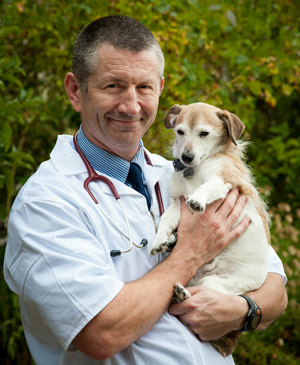 Dr Adrian Russel - Grace Veterinary Hospital, Victoria BC